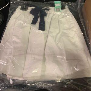 Kate Spade Twill Skirt Size 8